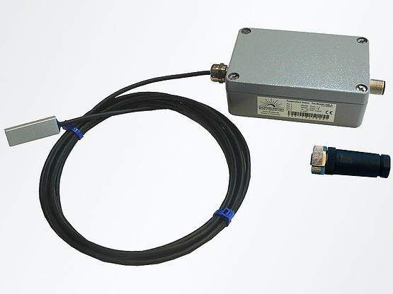 Surface and PV Module Temperature Sensor with RS485 / MODBUS and Plug Connector